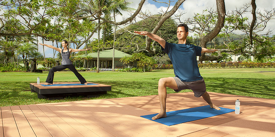 Yoga for Mind and Body Maui yoga