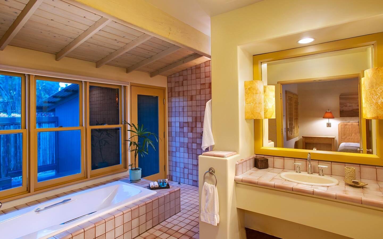 Ocean Bungalow Bathroom