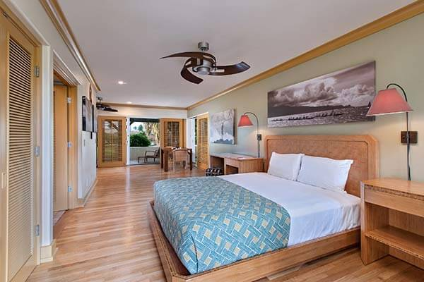 Hawaii luxury resort rooms